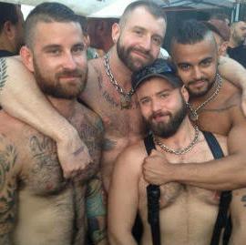 Imagem do grupo Gay amigos e safadezas😈🙈🌈
