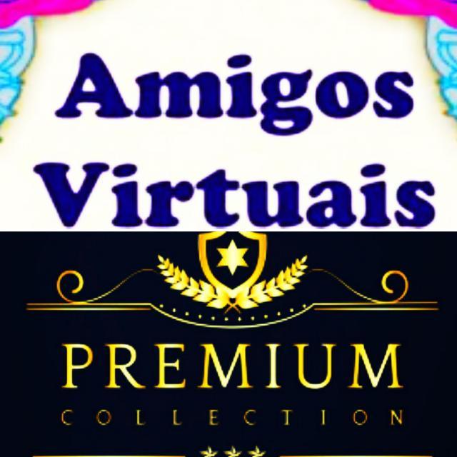 Imagem do grupo Amizades Virtuais Premium ⚜️