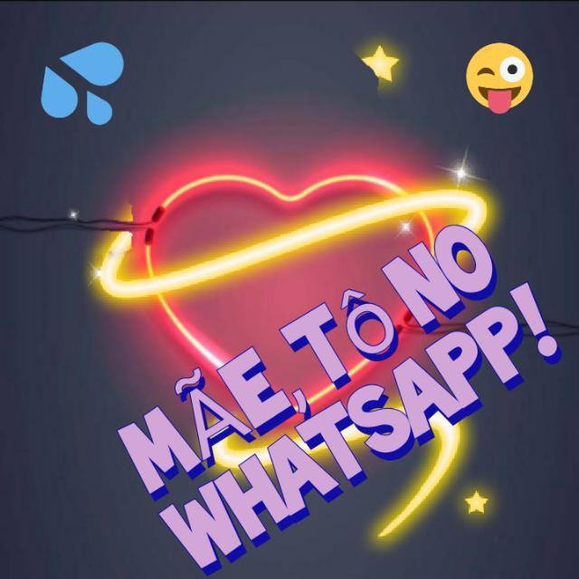 Imagem do grupo 🔥°•MÃE,TÔ NO WHATSAPP!•°🌈